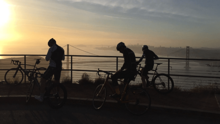 Full Day Guided Road Bike Ride San Francisco