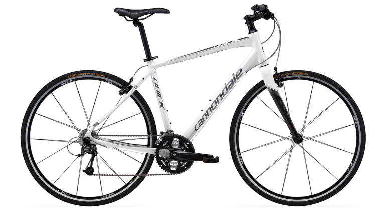 Cannondale Quick Weekly Rental
